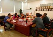 哈萨克斯坦客户来厂签约