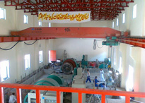 巴基斯坦沙利安水电站