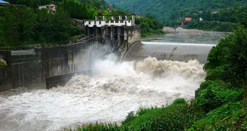 白石窑水电站
