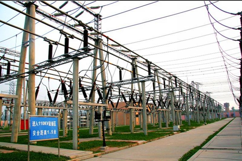 鄂尔多斯电力公司110KV昂素变电站