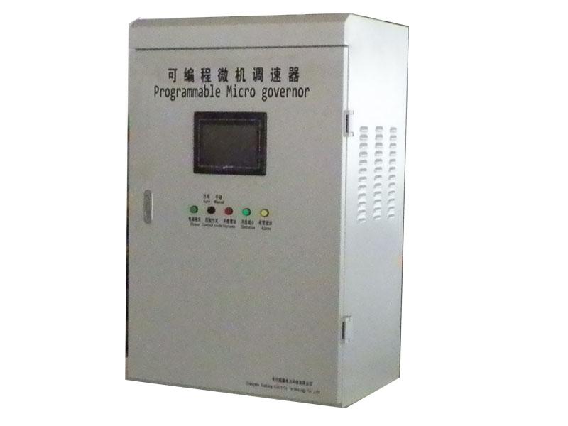 YWT系列可编程微机调速器