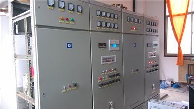GTD8000智能低压机组一体化控制屏(无刷)